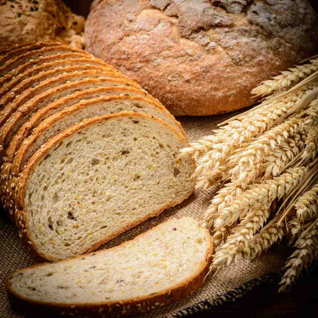 All natural, preservative-free bread