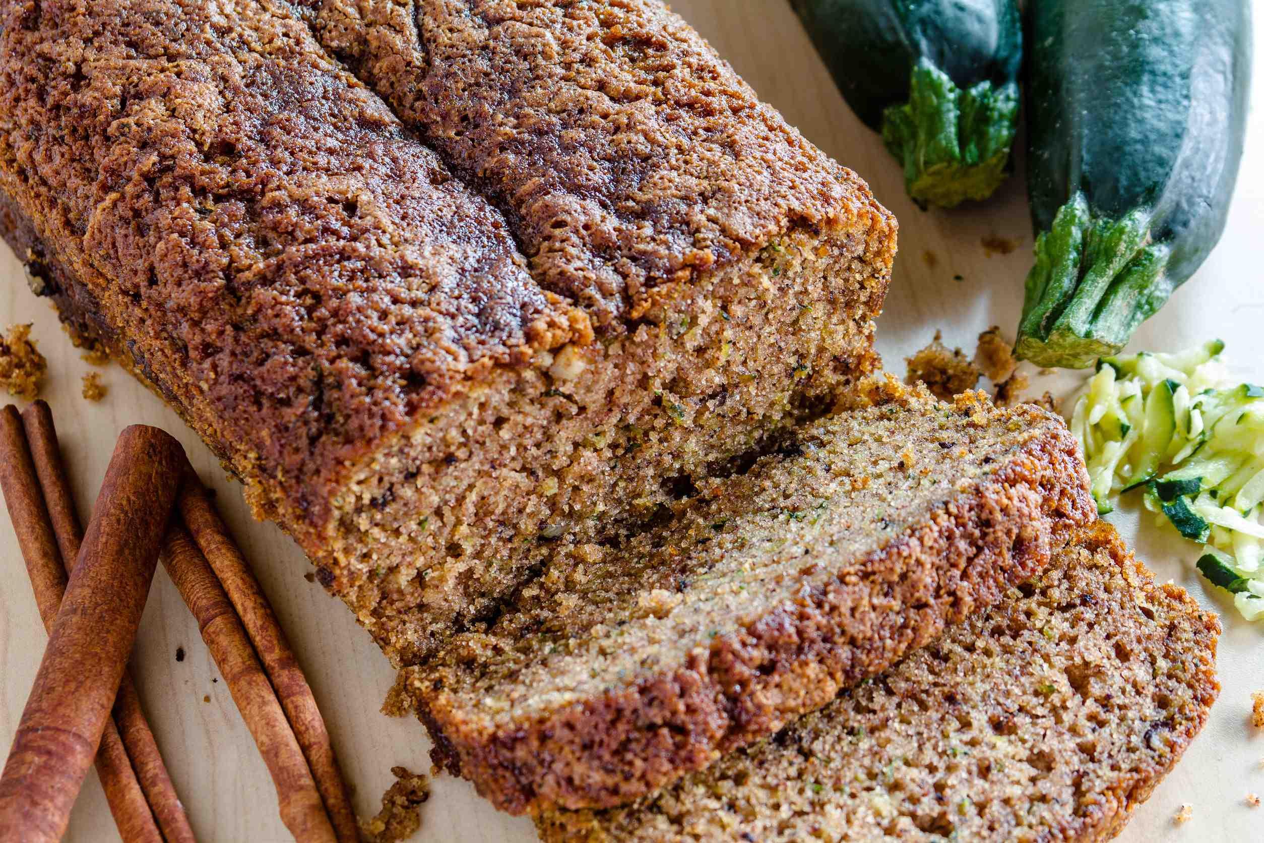 Zucchini Bread | Recipes | BAKERpedia