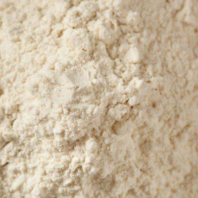 unbleached wheat flour