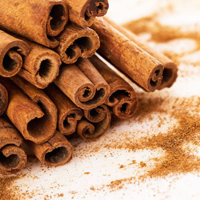 Cinnamon is used in baking mainly for flavoring.