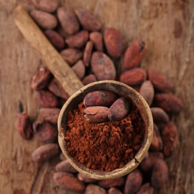 Chocolate is a popular baking ingredient made from the seeds of the cacao tree.
