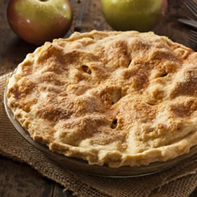 Shortening is used in baking to create flaky pie crust