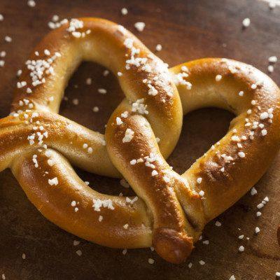 pretzel lye
