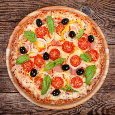 With the right substitutes, you can make a quality gluten-free pizza dough.