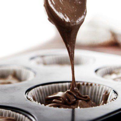 batter chocolate replace milk