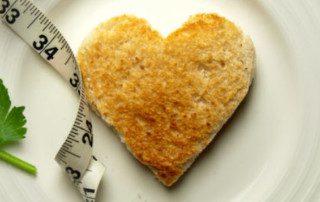 carbs weight loss bread fiber