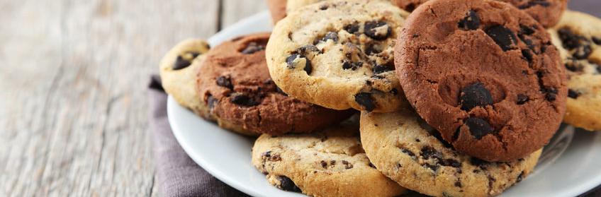 chocolate chip cookies dough frozen cookie dough bakery euqipment