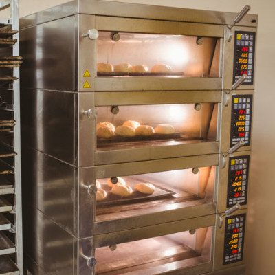 oven baking parameters heat time temperature baking measure product quality