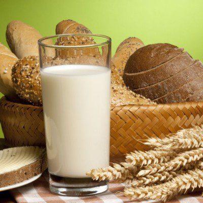 Vitamin D - vitamins -milk- cereals