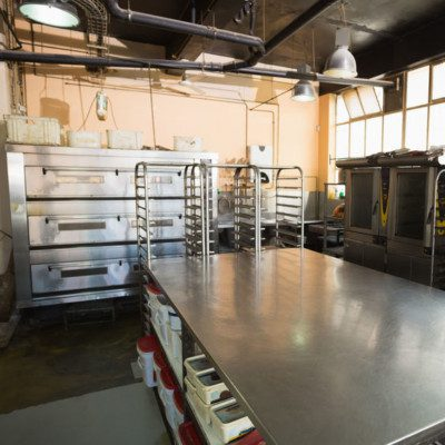 Hygienic Design of Bakery Equipment