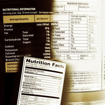 Food labeling is a key standard for food safety.