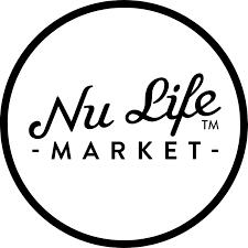 Nu Life Market Logo