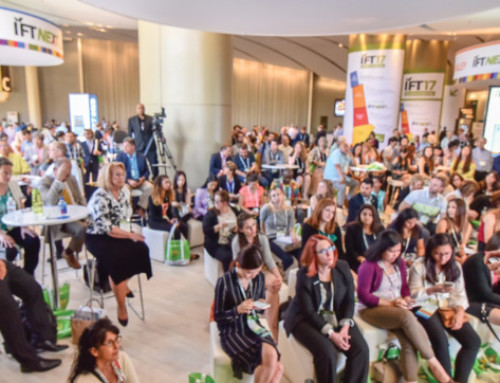 The Future of Food and the World: IFT18