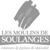 Les Moulins de Soulanges Logo