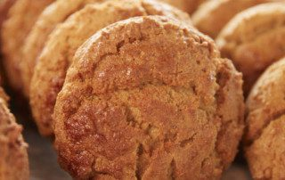 Bake delicious gluten-free cookies with these ingredients.
