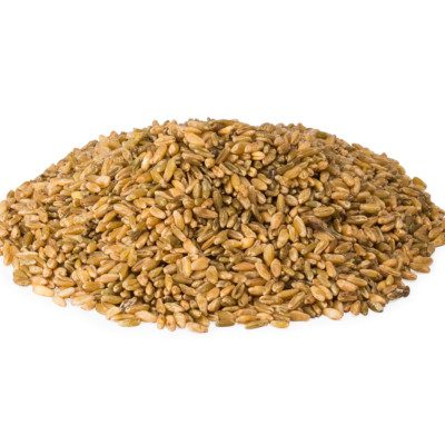 Freekeh is an immature durum wheat which has been roasted and rubbed to create its characteristic smoky flavor.