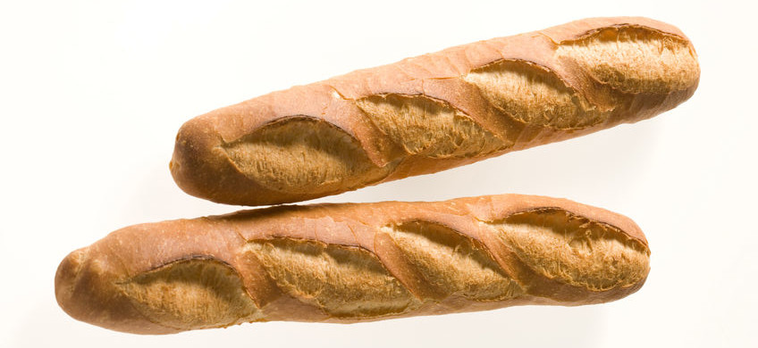 Proper scoring for a baguette