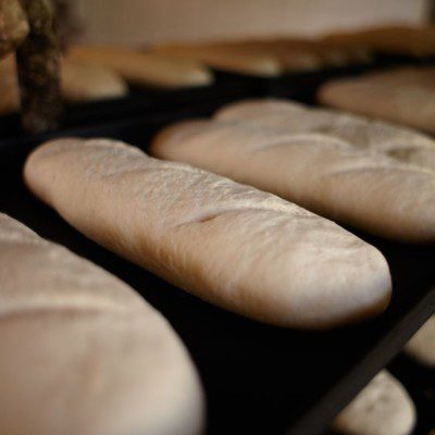 A DATEM replacement gives similar results such as improved loaf volume, fine crumb structure, and dough extensibility.