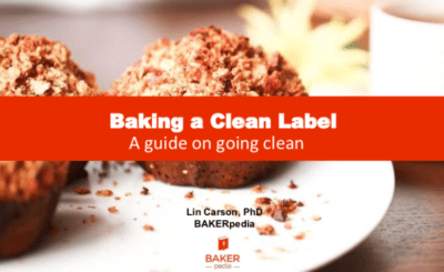 Baking a Clean Label