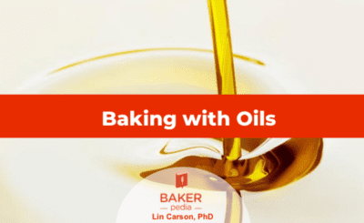 Baking with Oils
