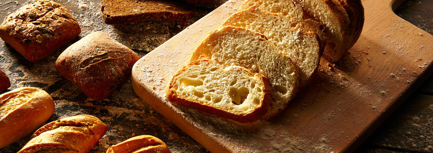 Naturally enrich bread with vitamin D yeast.