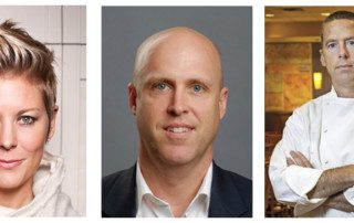 BakingTech Keynote Speakers for 2019: Dr. Morgaine Gaye, John Frehse and Tom Gumpel.