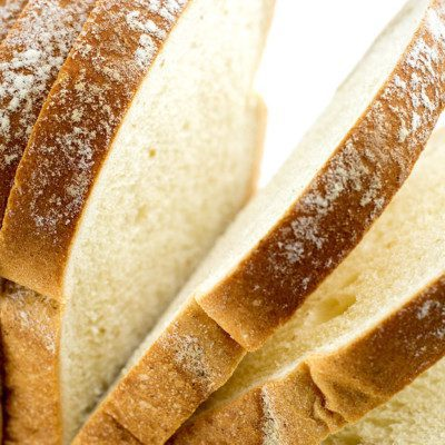 Laccase is an enzyme used in baking to enhance dough handling, loaf volume, and crumb structure.