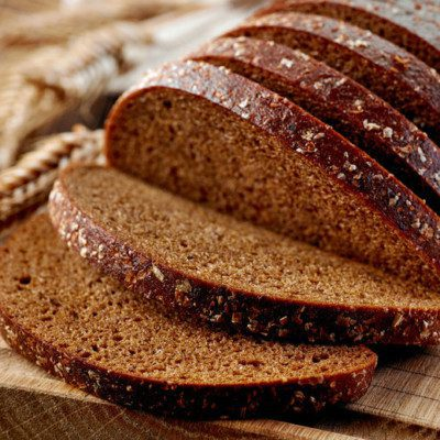 Rye bread is a variety bread that has a distinct flavor and dense texture.
