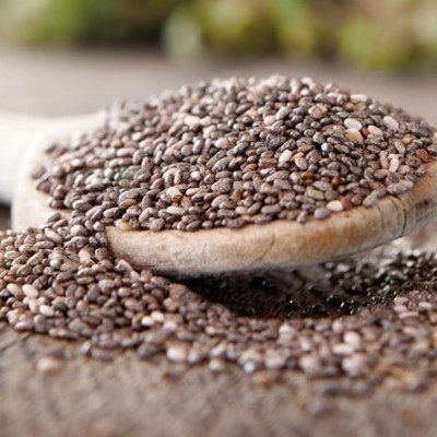 Chia seeds, flour, oil and mucilage can be used in food and bakery products to improve their nutritional value.