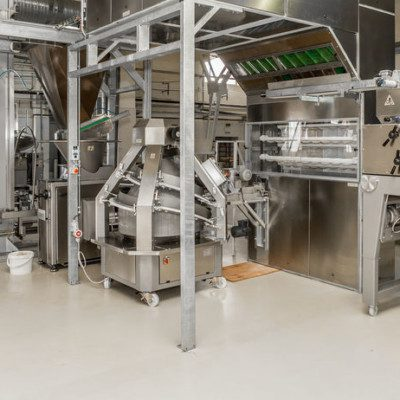 Hygienic floor design where food processing takes place is a very important component of a productive and safe manufacturing operation.