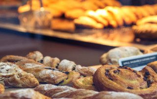 Some top bakery consumer trends are taste, health and freshness.