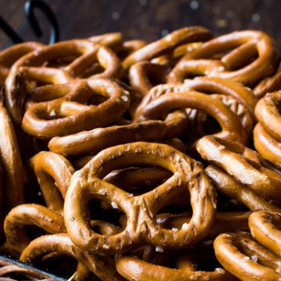 Pretzels are one of the oldest snack foods and one of the most popular ones today.