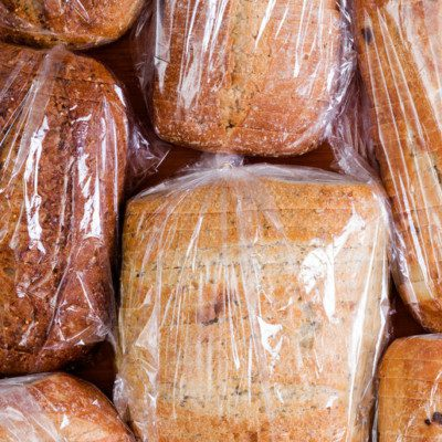 Baked goods like bread often contain artificial preservatives to extend the shelf life.