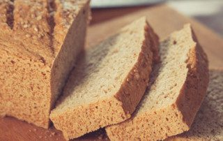 Baking better gluten-free products and bread with thermal profiling.