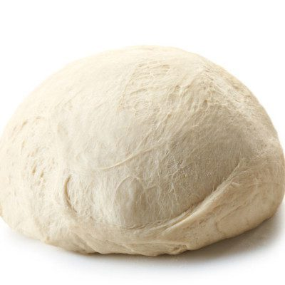 Protease is used as a dough conditioner in bakery products to modify dough rheology and handling properties.