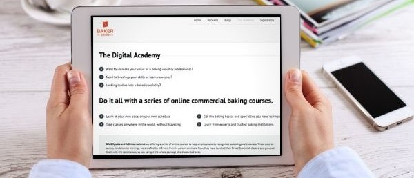 Learn with online classes or hands-on training with the BAKERpedia Academy.