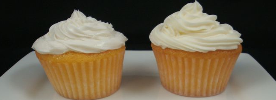 CAVAMAX® W6, a type of alpha-dextrin, used in a heat stable frosting.