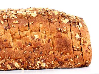 Multigrain Pan Loaf Bread.