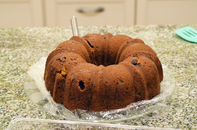 A rich, smooth and chocolatey pumpkin treat. Yes, chocolate and pumpkin does pair well!Pumpkin Bundt Cake