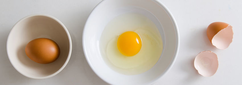 Finding the best egg replacement for baking.