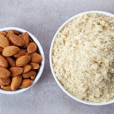 Almond flour is used to make premium pastries, sweet goods and gluten-free products.