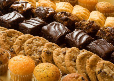 American Key Food Products sweet baked goods.