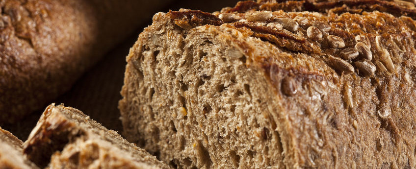 Tips for organic baking with organic flour.