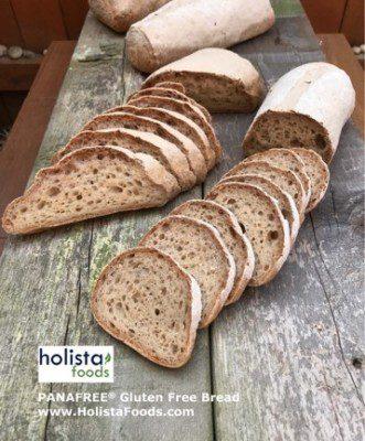 Gluten free holista foods