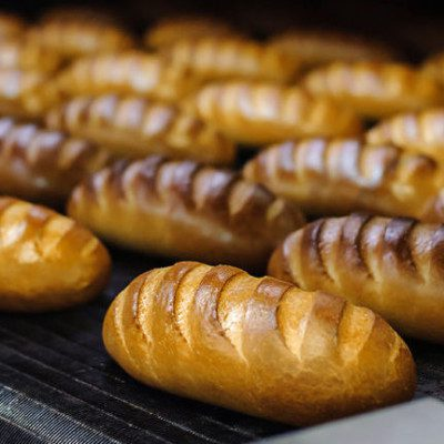 Precision Baking - Image of bread baking