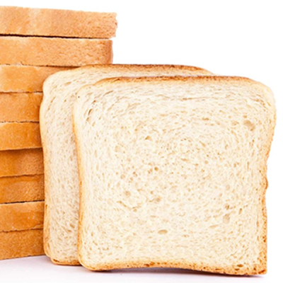 Ammonium sulfate is an ingredient used in dough conditioners for bread.