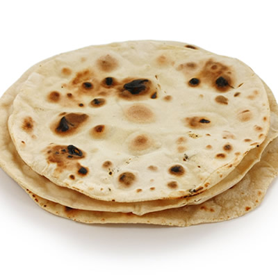 Atta flour is popular for making many Indian flatbreads.