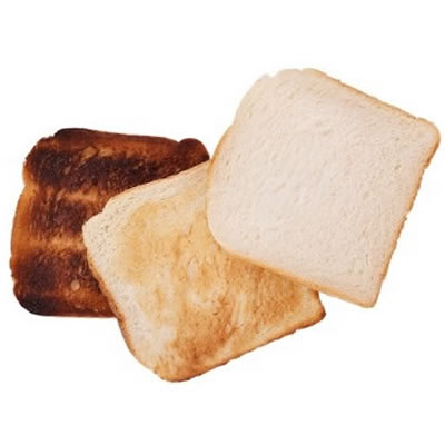 Acrylamide is formed from the reaction of reducing sugars with the amino acid asparagine in the presence of moisture and high temperature.
