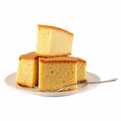 Butter cake is considered the quintessential American cake.