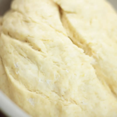 The sponge and dough method of bread making uses 65%-70% of flour, water, and yeast fermented for the sponge.